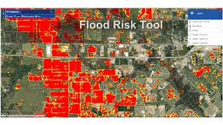 The Observed Flood Extent Demo