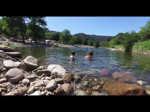 camping riviere en cevennes