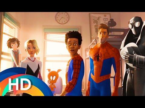 #2 Spider Man: Into the Spider Verse (2018) - Người Nhện: Vũ Trụ mới