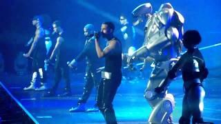 "JLS ""Superhero"" o2 Arena"
