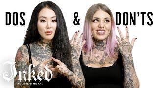 Tattoo Dos and Don'ts With Alisha Gory and Sabrina Nolan | INKED