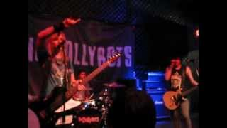 Stories & Twist Me to the Left - the Dollyrots