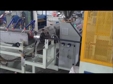 PVC Hose(black inner rad outside) Machine/内黑外红软管管生产线