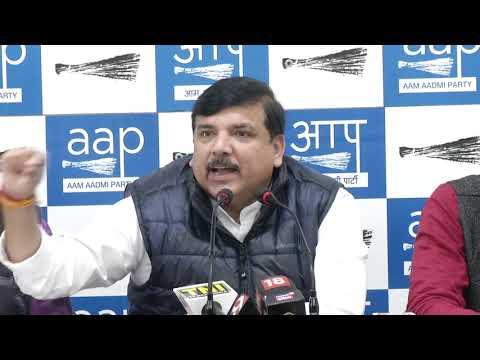 """संजय सिंह ने पीएम को चिट्ठी """"न्यायाधीशों को रिटारमेंट के बाद कोई लाभ का पद नहीं मिलना चाहिए"""""""