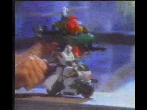 Transformers Spielzeug Werbung von RTL 1990