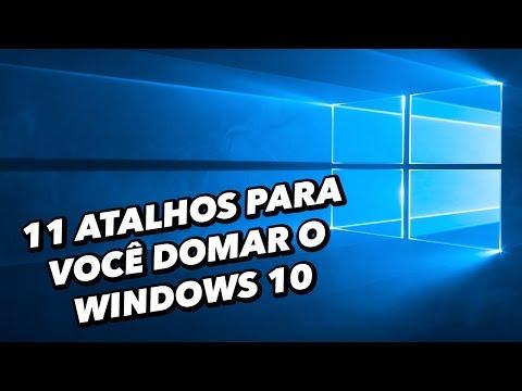 Você sabe como usar os atalhos do Windows? É muito fácil!