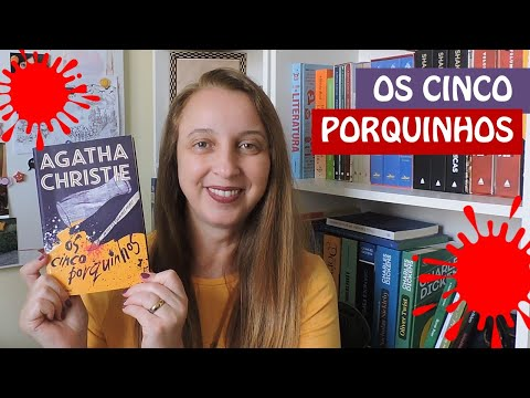 Os Cinco Porquinhos (Agatha Christie) | Portão Literário