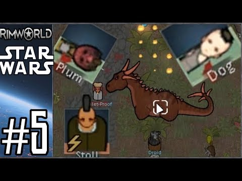 Rimworld: Star Wars - Syndicate #5 - Definitely No Set Backs Here