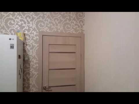 Установка Межкомнатных дверей. До и после.