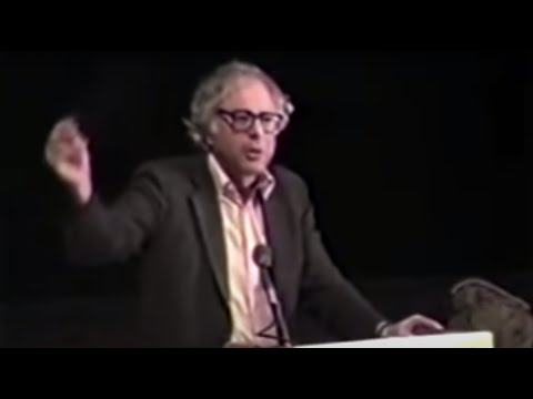 Bernie Sanders and Abbie Hoffman discuss the media