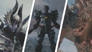 Devil May Cry 5 - All Boss Fights (DMC5 Bosses)