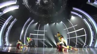 Pon de Floor (Contemporary) - Top 8