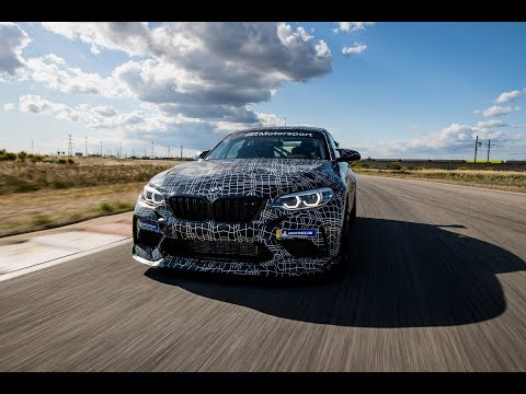 The new entry-level customer racing model – BMW M Motorsport.