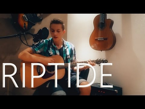 Riptide - Vance Joy - Cover by JON (Guitare Voix + Accords)