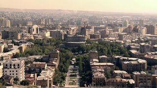 preview picture of video 'Yerevan - Time-Lapse'