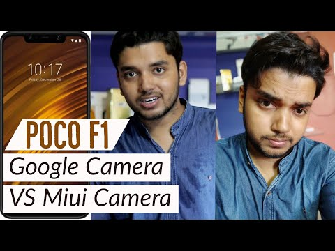 Xiaomi Poco F1 Stock Camera vs Google Camera