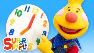 Hickory Dickory Dock | Sing Along With Tobee