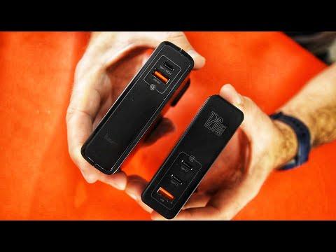 Супер быстрые зарядки для смартфонов и ноутбуков Baseus / Арстайл /