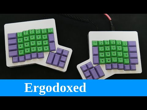 Custom Ergodox Build And Thoughts