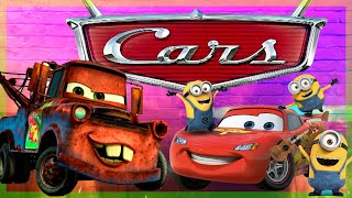 Cars Toon - ITALIANO - Le incredibili storie di Carl Attrezzi - Carl Attrezzi Cricchetto - the cars