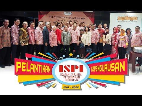 Pelantikan Pengurus Besar Ikatan Sarjana Peternakan Indonesia