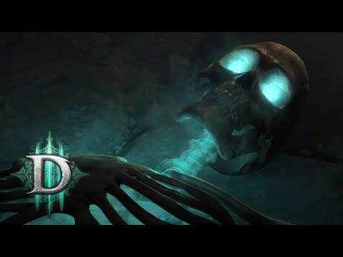 Diablo 3: Rise of the Necromancer Pack Key Blizzard GLOBAL - video trailer