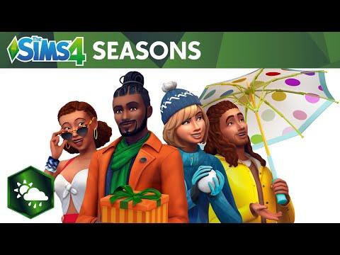 The Sims 4 Seasons Origin Key GLOBAL - Video Trailer