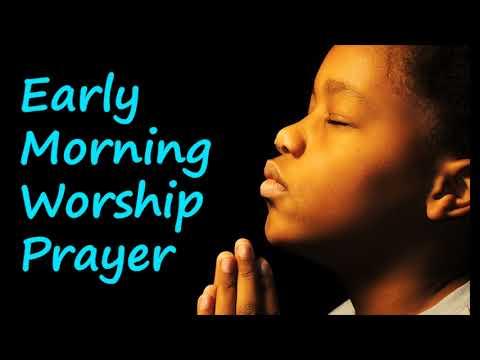 Early Morning prayer worship songs🎵🎶 Latest Nigerian gospel music 2018