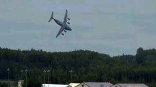 Boeing C17 Crash  Metacafe  Online Video Entertainment