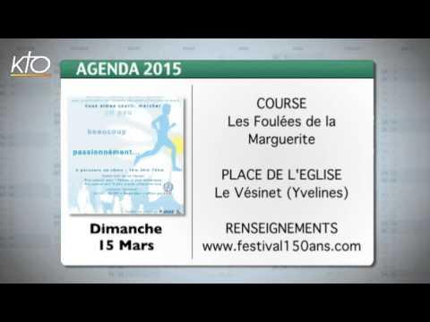 Agenda du 6 mars 2015