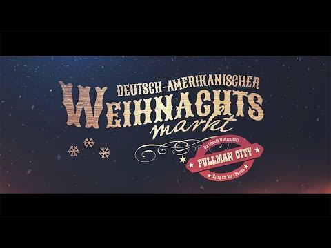 Deutsch-Amerikanischer Weihnachtsmarkt