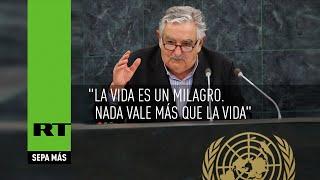 José Mujica en la Asamblea General de la ONU