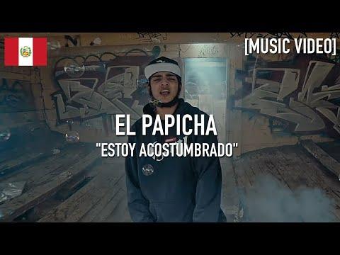El Papicha - Estoy Acostumbrado [ Music Video ]
