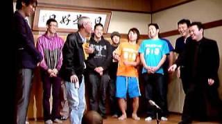 2010年3月20日土上野広小路亭「第4回ダーリン寄席」エンディング
