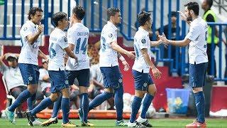 ไฮไลท์ CHANG FA CUP 2017 บางกอกกล๊าส เอฟซี 0-2 บุรีรัมย์ ยูไนเต็ด