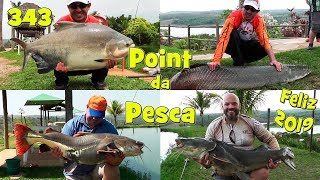 Programa Fishingtur na TV 343 - Point da Pesca