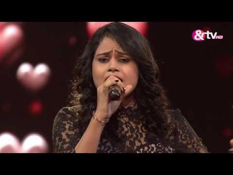 Madhur Dhir and Purnima Triphati - Meherbaan hua | Battle Round | The Voice India 2