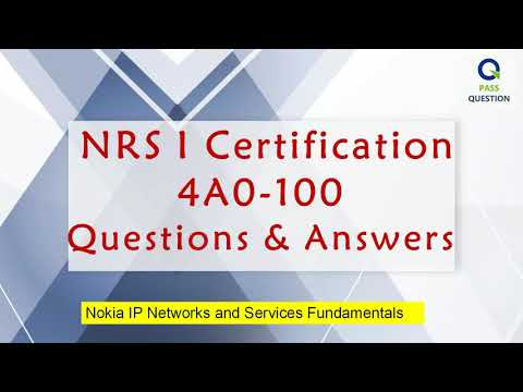 4A0-100 Exam Questions - Nokia IP Networks and Services ...