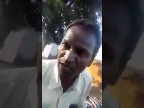 Indian villager abuses BJP and Modi