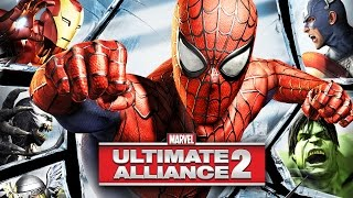 Marvel: Ultimate Alliance 2 video