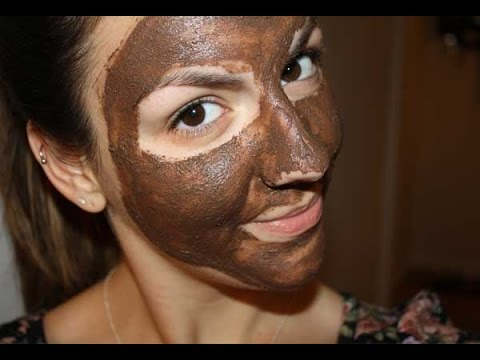 Avon planeta spa facial mask na may Moroccan clay
