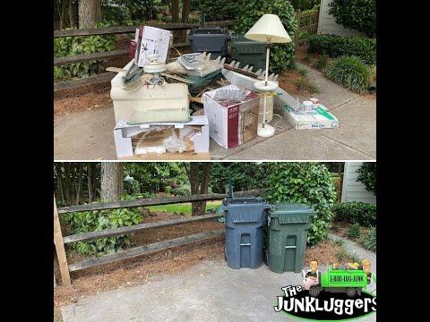 Junk Removal in Buckhead Atlanta