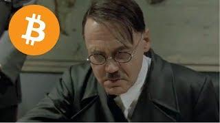 Hitler Tüm Bitcoin'lerini Satıyor