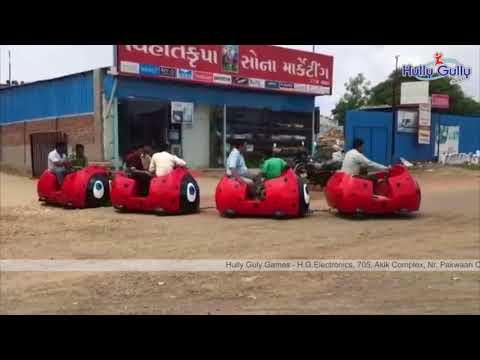 Bug Toy Train