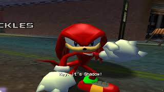 Shadow the Hedgehog - Central City (Hero) [HD GAMEPLAY 1080p 60 FPS]