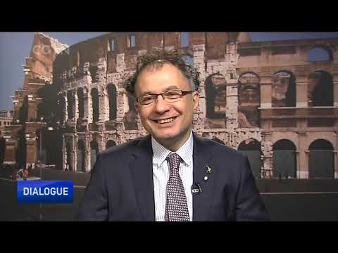 Michele Geraci on CGTN on the European Economy