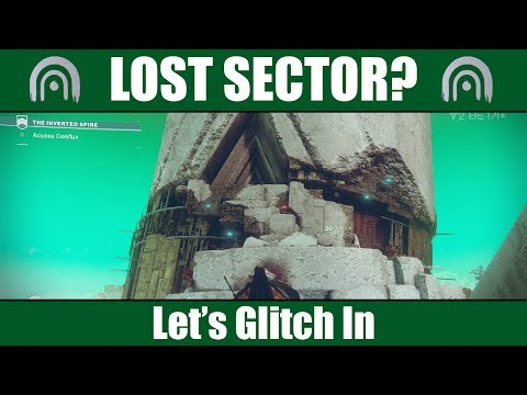 Destiny 2 – Glitching into the Lost Sector on Nessus