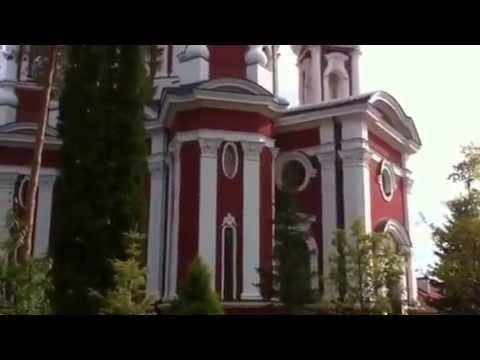 Боголюбская церковь пушкино фото