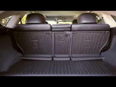 Doublure de compartiment de charge Lexus