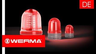 WERMA EvoSIGNAL   Evolution der Signaltechnik